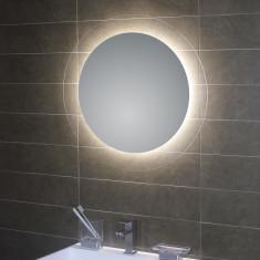 Miroir rond avec rétro-éclairage LED intérieur Geometrie - Koh-I-Noor L45938