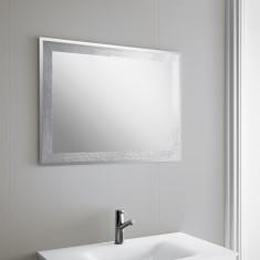 Miroir de salle de bain Plata gravé - Salgar