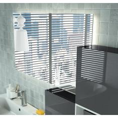 Miroir de salle de bain Reflexo avec LED - Salgar
