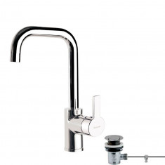 Mitigeur lavabo RS-Q avec vidage laiton - Ramon Soler 931102VA1167