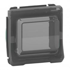 Mureva Styl - Adaptateur pour fonction Unica - composable - IP55 - gris