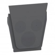Mureva Styl - Entrée de câble triple - IP55 - gris