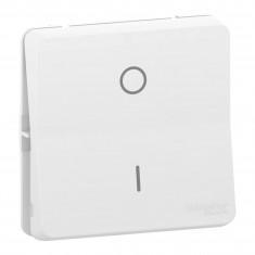 Mureva Styl - Interrupteur bipolaire - composable - IP55 - IK08 - blanc