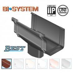 Naissance centrale BI-SYTEM PVC BEST carrée