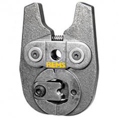 Pince à sertir (Mâchoire) profil H Ø20 pour sertisseuse REMS (Sauf Mini-Press)