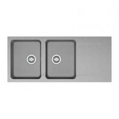 Évier ORION OID621 - Urban grey - 1160x510x190 mm - Sous meuble 80 cm - Franke
