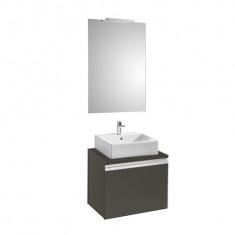 Ensemble HEIMA 600 Meuble, miroirs et applique