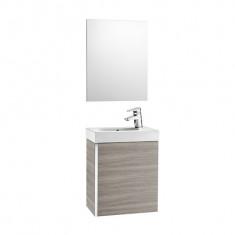 Meuble et lave-mains et miroir Unik MINI 450