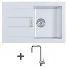 Fixations pour lavabo 8x110
