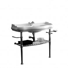 Piétement console métal Retro Parigi - Ondyna WPG73051