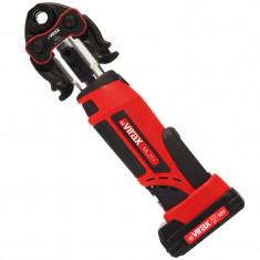 Pince à sertir électro-mécanique Viper® ML21+, 2 batteries et une pince mère - Virax