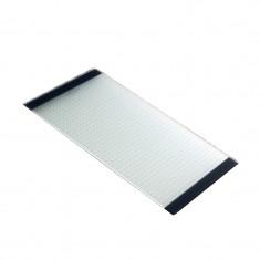 Planche à découper en verre - l 300 x L 542 x P 20 mm - Aquatop