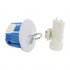 Boîtier NO AIR applique DCL+ fiche douille E27 Ø67x40 - BLM 690427