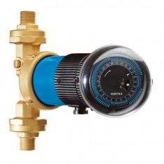 "Pompe bouclage Horloge+thermostat 45/65° ""VORTEX"" Mâle 1/2"" THERMADOR"