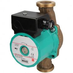 """Pompe de bouclage eau chaude """"WILO STAR Z"""" DN25 Hm2 TRI. 180mm"""
