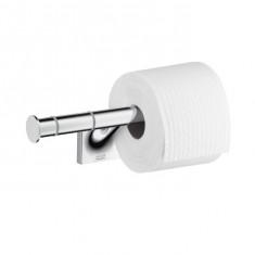 Porte-papier toilette 2 rouleaux Axor Starck Organic - Hansgrohe 42736000