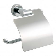 Porte-rouleau papier wc couvert TECNO