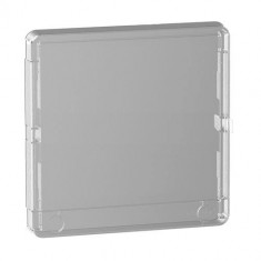 Porte transparente pour coffret Resi9 13 modules - 1 rangée - Schneider Electric R9H13425