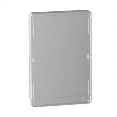 Porte transparente pour coffret Resi9 18 modules - 2 rangées - Schneider Electric R9H18426