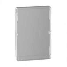 Porte transparente pour coffret Resi9 13 modules - 4 rangées - Schneider Electric R9H13428