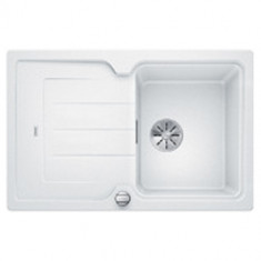 Évier de cuisine Classic Neo 45S - Blanc - sous-meuble 45 cm - L 780 x l 510 x P 190 mm - Blanco