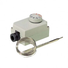Thermostat étanche IP54 pour chauffage et froid - réglage -35°C à +35° - Thermador