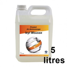 Produit de démoussage - 5 Litres IXYL - Traitement des toitures - Progalva