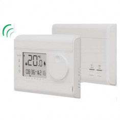 Thermostat onde radio simple digital - Thermador