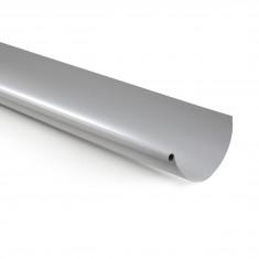 Profilé gouttière PVC 16 demi-ronde