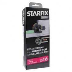 """Sortie de cloison STARFIX PER Ø16 Raccord à Sertir - Femelle 1/2"""" (15/21) pour robinet"""
