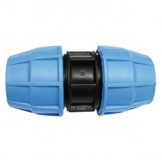 Raccord plastique tube PE - Manchon jonction