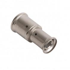 CLIPEO Double BLANC Ø20 + BAGCLIP - Fixation pour tube multicouche