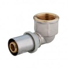 Raccord à compression tube PER - Mâle fixe - Somatherm