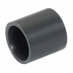 Raccord pression PVC Nicoll - Bouchon NF