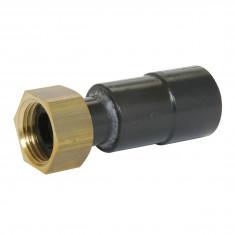 Raccord pression PVC Nicoll - Union Femelle - Femelle écrou tournant NF