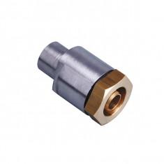 Raccord tube PE Gaz à souder sur tube acier