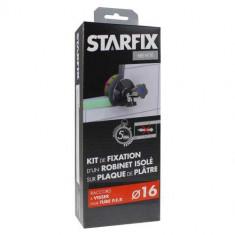 """Sortie de cloison STARFIX PER Ø16 Raccord à Compression - Femelle 1/2"""" (15/21) pour robinet"""