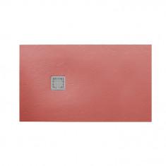 Receveur de douche en résine Terran 1000 x 700 x 26 mm