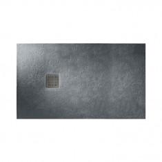 Receveur de douche en résine Terran 1800 x 700 x 31 mm