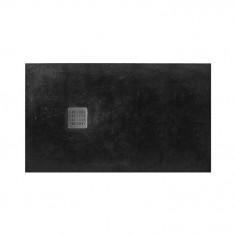 Receveur de douche en résine Terran 1400 x 800 x 31 mm