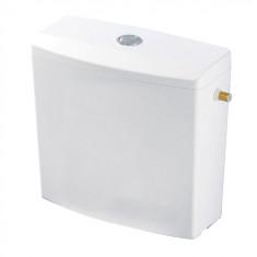Réservoir Isolé 380x368x160 double touche attenant blanc - WIRQUIN