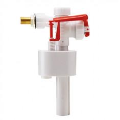 Robinet flotteur servo-valve F89 - alimentation latérale 3/8 - Wirquin Pro 10718522
