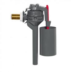 "Robinet flotteur TOPY alimentation latérale NF 3/8"" (12/17) - Wirquin Pro 16300501"