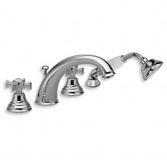 Pack encastré Design ShowerSet Raindance Select E / ShowerSelect Chromé Hansgrohe