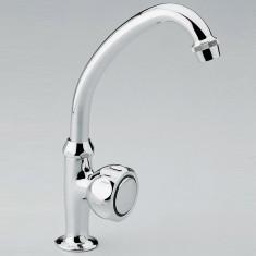 Robinet eau froide lave-mains avec tête clapet ORDO Chromé - Cristina Ondyna OR14051