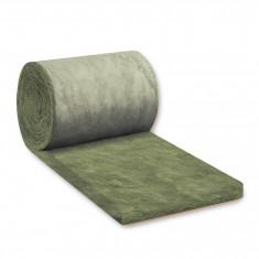 10 rouleaux laine de verre URSA MNU 40 TERRA nu - Ep. 120mm - 72m² - R 3.0