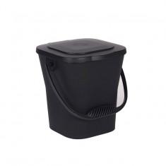 Seau Compost 6 L - Gris anthracite
