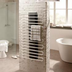 Sèche-serviettes électrique SANAGA Réversible 1000W
