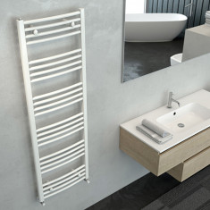 Sèche-serviettes eau chaude NF Mahana - GALBÉ