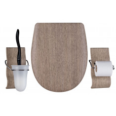 Isolant phonique pour WC et bidet